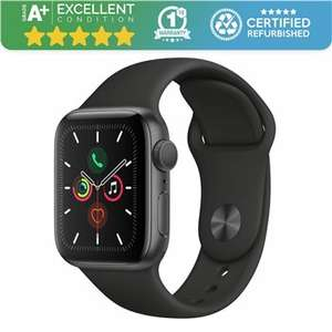 Apple Watch Series 5 44mm A+ Grade (Retail Boxed) £349.99 from Student Computers