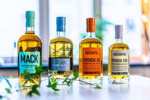 Mackmyra Swedish Whisky - Buy one get 30% off your second bottle with code