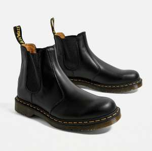 Dr. Martens 2976 Black Leather Chelsea Boots sizes 9 & 10 £62 delivered (+ TCB available) at Urban Outfitters
