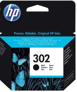 HP 302 Black Ink Cartridge - £16.43 Delivered @ VikingUK (Free P&P Over £30)