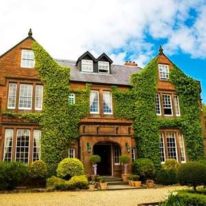 1 Night Stay at the 4* Nunsmere Hall Hotel (Cheshire) + Breakfast + Cream Tea + Prosecco £55.20 @ Groupon (Using code - New accounts)