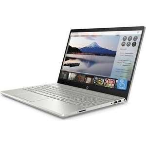 """HP Pavilion 15-cw1507sa 15.6"""" touchscreen AMD Ryzen 5 - 256 GB SSD, Grade A refurbished - £479.20 delivered @ currys_clearance / eBay"""
