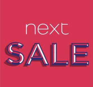 Next Sale - Instore/Online - now live