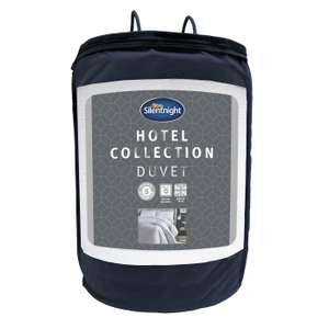 Silentnight Hotel Collection 10.5 Tog Duvet - Double - £21.32 + free Click and Collect at Argos