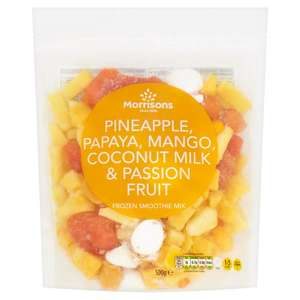 Morrisons yellow smoothie mix 50p @ Morrisons (Small Heath)