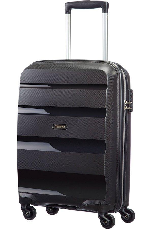 American Tourister 55cm Bonair Spinner - Black Suitcase £42.94 delivered @ Robert Dyas