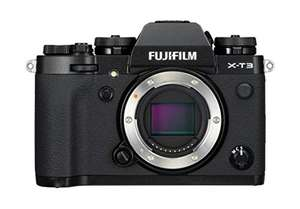 Fujifilm X-T3 Mirrorless Digital Camera £899 @ Amazon