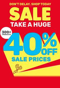 Extra 40% off sale prices @ smiggle
