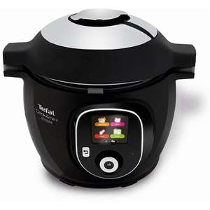Tefal Electric Pressure Cooker | Cook4me + Connect (6 portions) - £119.99 using code and free delivery @ Home and Cook
