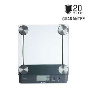 Taylor Pro Digital Kitchen Scales with Touchless Tare £16.79 + £4.49 Non Prime on Amazon.