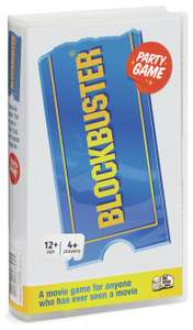 Blockbuster: The Game - £10 plus free Click and Collect / £3.95, if delivered) @ Argos