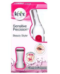 Veet Sensitive Precision Beauty Styler Expert £10.00 @ Boots £1.50 order collect
