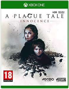 A Plague Tale: Innocence [Xbox One] £9.62 @ Xbox Store Norway