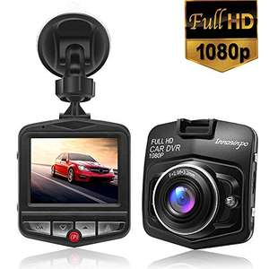 Dash Cam Full HD 1080P Car Dashboard Camera - £13.59 Prime / +£4.49 non Prime Sold by VosMii-UK and Fulfilled by Amazon - Lighting deal