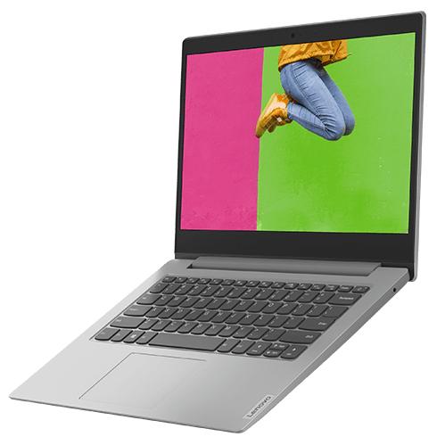 "Lenovo ideapad Slim 1-14AST-05 Laptop, AMD A4 Processor, 4GB RAM, 64GB eMMC, 14"" Display, Platinum Grey £199.99 @ John Lewis & Partners"