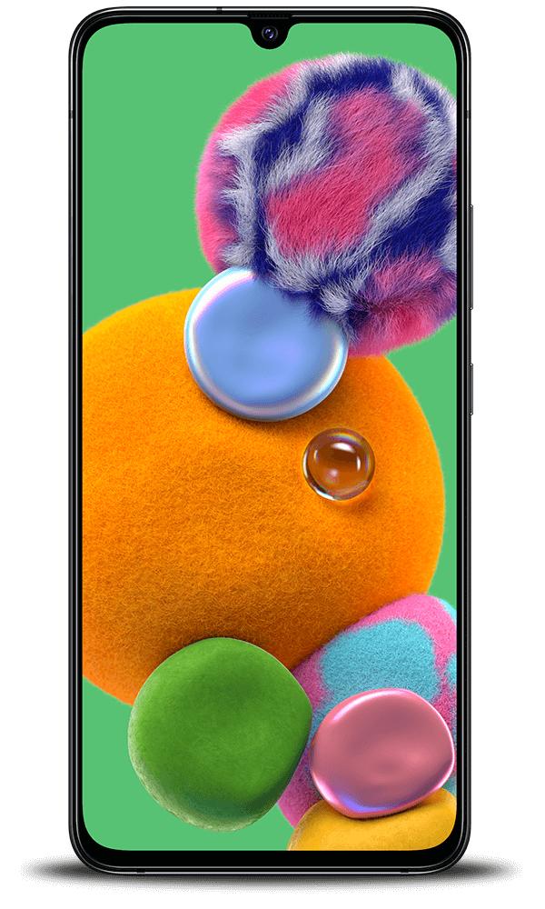 Samsung Galaxy A90 5G Unlimited MAX - £9 upfront £35 x 24m @ Vodafone