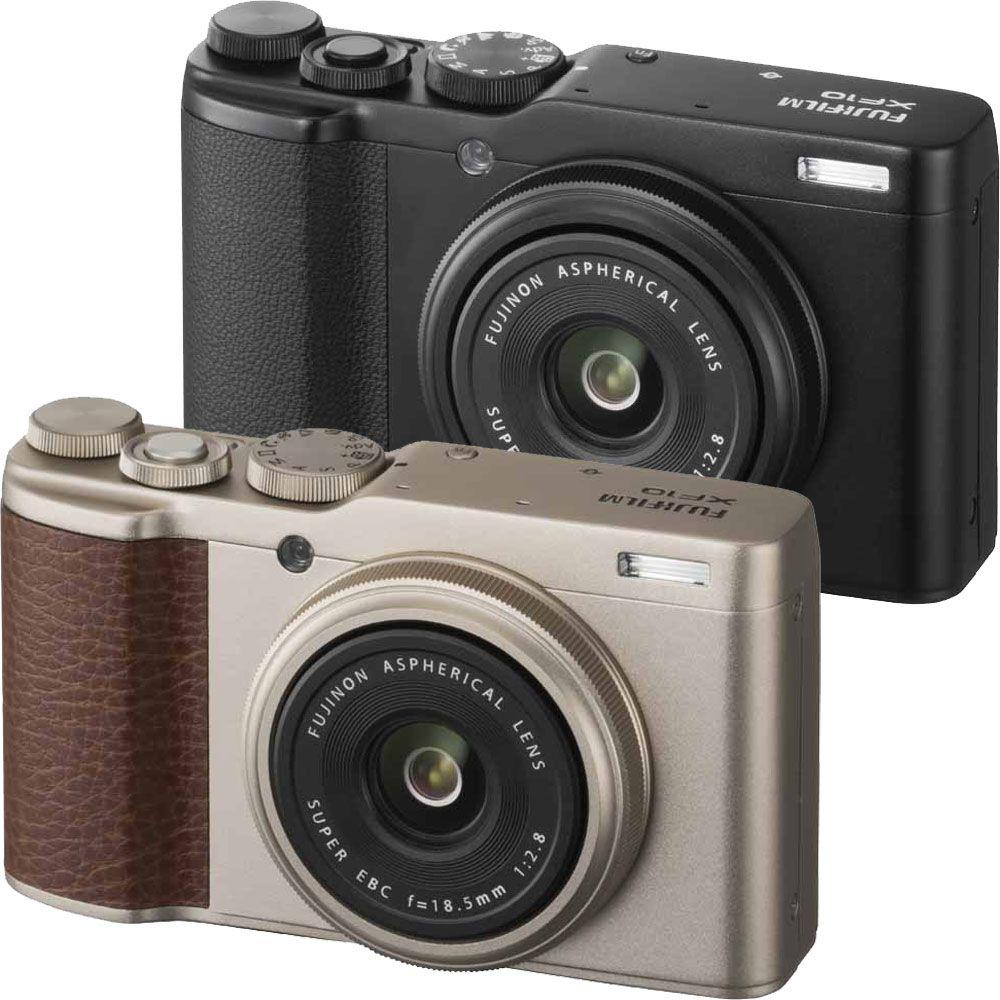 Fujifilm XF10 Refurbished Digital compact camera £252.33 delivered at Fujifilm Shop