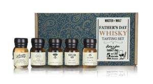 (Clearance) Master of Malt Fathers Day Whisky Tasting Set £13.45 + £4.89 delivery at Master of Malt