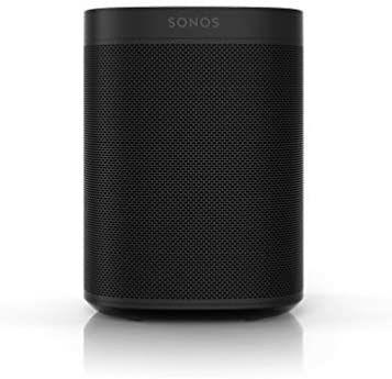 Sonos One Smart Speaker - £145.53 / £139 Fee Free Price @ Amazon Germany