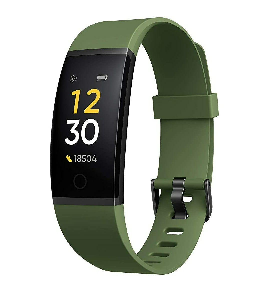Realme Band 1 - Intelligent Health & Sports Tracker Large Colour Display - £24.99 @ Amazon