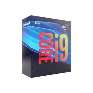 Intel Core i9-9900 - (1151/8 Core/16 Threads/upto 5Ghz/16MB/Coffee Lake/95W/Graphics) £404.97 at Laptops Direct