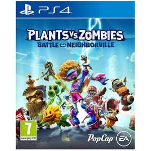 Plants Vs Zombies: Battle For Neighborville (PS4) - £14.95 Delivered @ The Game Collection