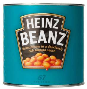 Heinz baked beans 2.26kg £2 at Heron Foods Coventry