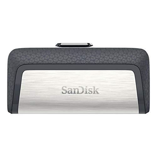 SanDisk Ultra 128 GB Dual Type-C USB 3.1 Flash Drive £17.89 Prime / £22.38 Non Prime @ Amazon