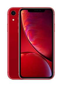 Apple iPhone XR (64GB) - (Product)RED £468 @ Amazon Germany £454 Fee free card