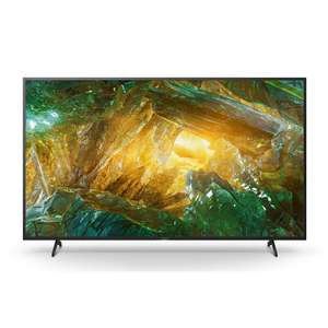 Sony BRAVIA KD85XH8096BU 85 inch 4K Ultra HD HDR Smart LED Android TV £2070 with code @ Richer Sounds