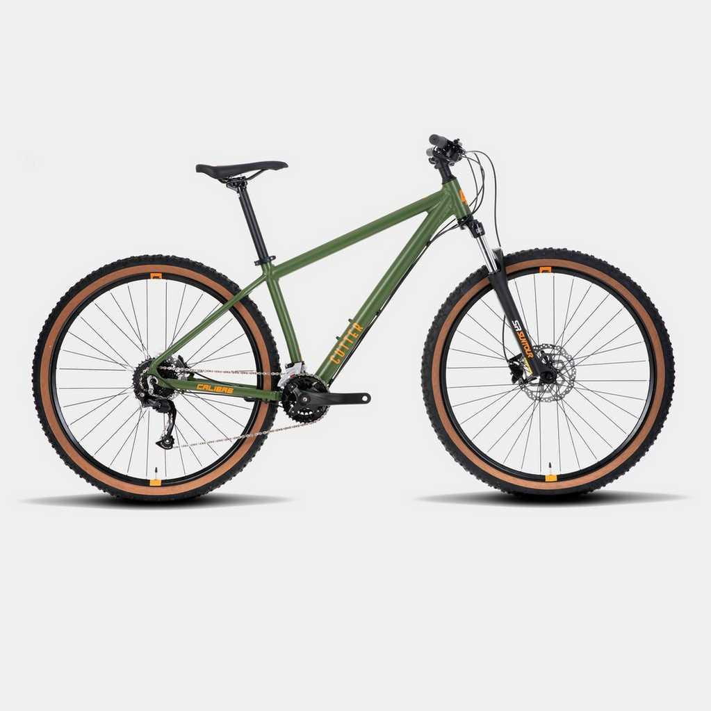 Calibre Cutter Mountain Bike - Medium & Large Stock, £400 @ Blacks