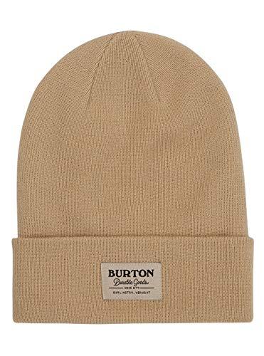 Burton Unisex Kactusbunch Tall Unisex Beanie, Safari Colour £2.56 (+£4.49 Non Prime) @ Amazon