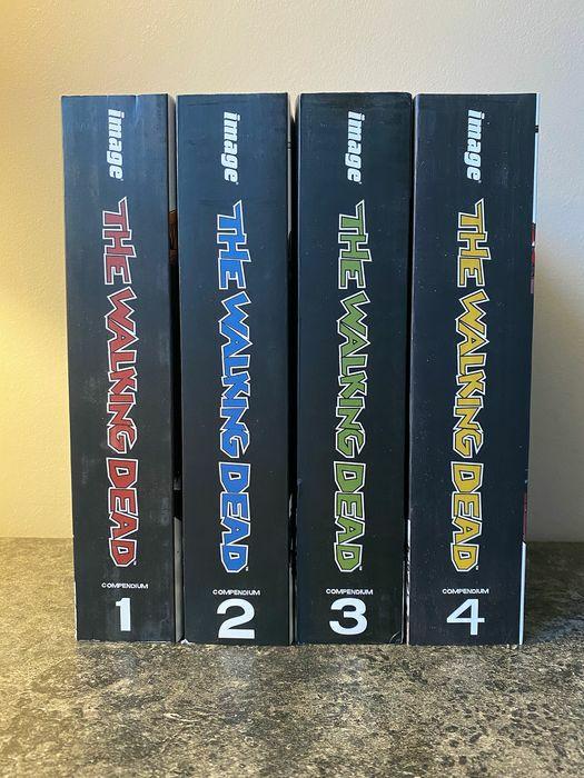 Walking Dead Compendium 1,2,3 & 4 (£19.99 each) £79.96 - Costco Instore (Liverpool)