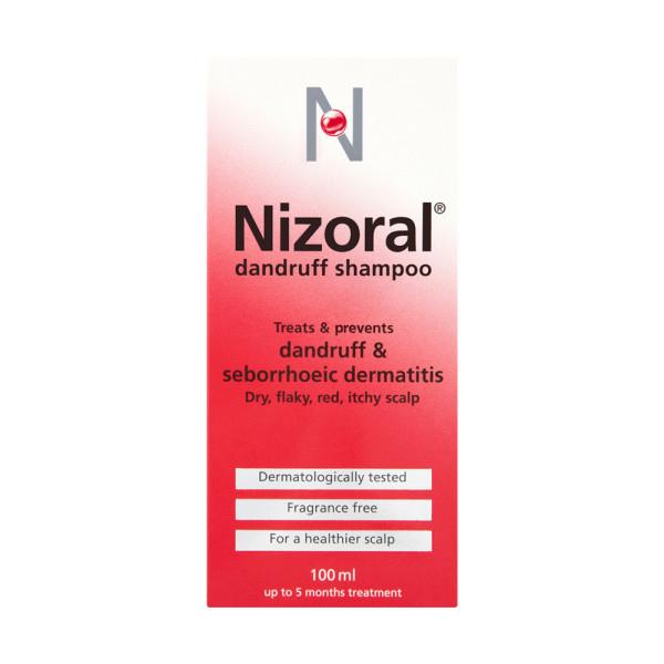 Nizoral Dandruff Shampoo 100ml £9.29 + £3.95 del @ Chemist direct also on 3 for 2