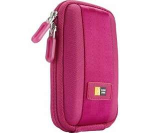 Case Logic Qpb301pi Compact Pink delivered for £2.47 by ebay / currys_clearance