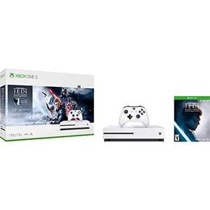 Xbox One S 1TB Console – Star Wars Jedi: Fallen Order - £191.15 (£185.23 with fee free card) Delivered @ Amazon Spain