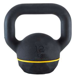 DOMYOS KETTLEBELL 12 KG - £22.99 with Click and Collect / £27.98 delivered @ Decathlon