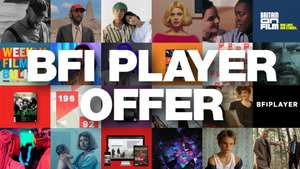 3 Months of BFI Player for free for Amex holders - new BFI Player accounts