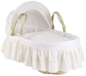 Cuggl Sleep Maternity Body Pillow - £9.99 or Cuggl Moses Basket - £14.99 @ Argos (free click and collect or £3.95 del)