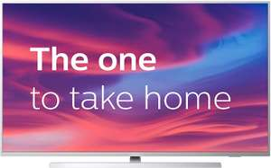 Philips 43PUS7304/12 43-Inch 4K UHD Android Smart TV with Ambilight and HDR 10+ - £379 @ Amazon