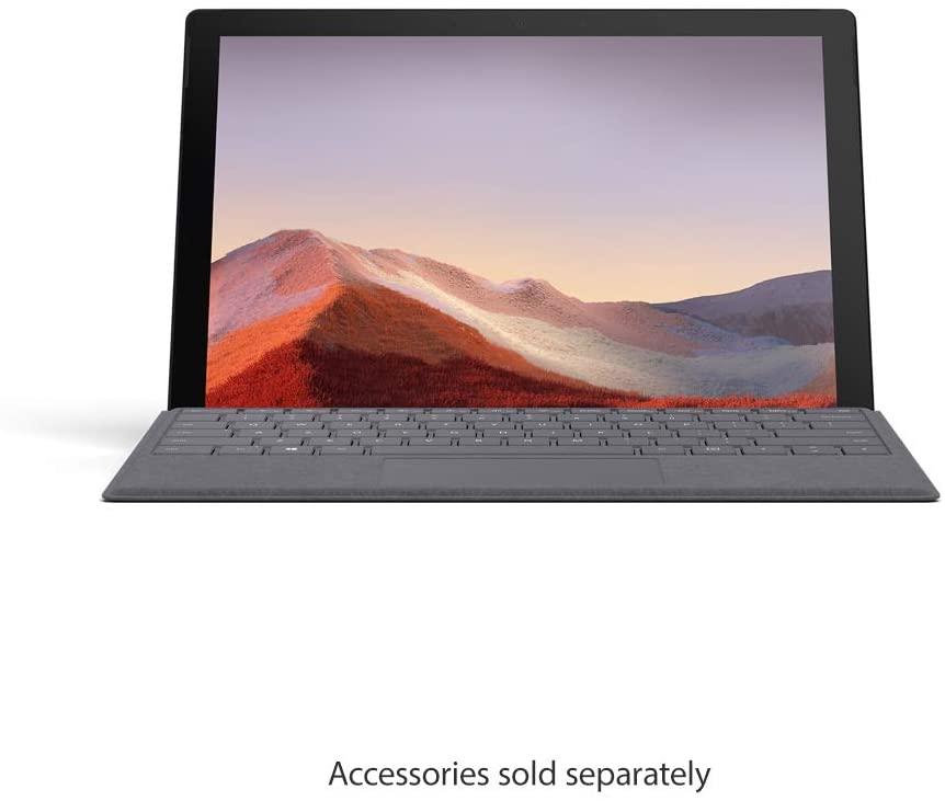 "Microsoft Surface Pro 7 12.3"" Tablet (Platinum) - Intel 10th Gen Quad Core i5, 8GB RAM, 128GB SSD £756.93 Amazon"