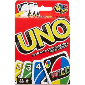 Uno Card Game - £3.32 - OnBuy/FirstChoice
