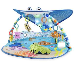 Mr Ray Ocean Lights Activity Gym at Amazon for £46.46 (with code) / £51.46