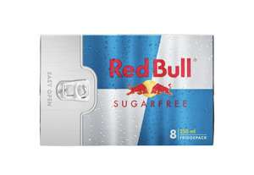 8 x Red Bull Sugar Free at Sainsbury's for £6.50
