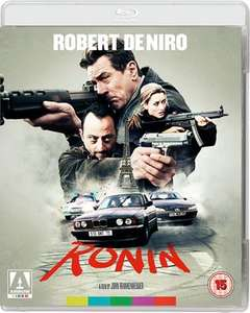 RONIN BLU-RAY (Arrow Video) £5 (+ £2 P&P) @ Arrow Films