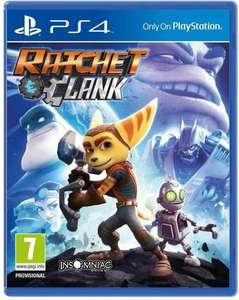 Ratchet and Clank PS4 - £10.50 @ Coolshop