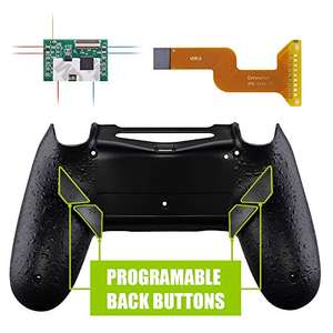 PS4 Dualshock 4 back button controller mod kit £27.99 Sold by Easequote Store and Fulfilled by Amazon