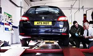 ATS Euromaster MOT test, vehicle and battery health check and 10% off repairs £18.49 @ Groupon