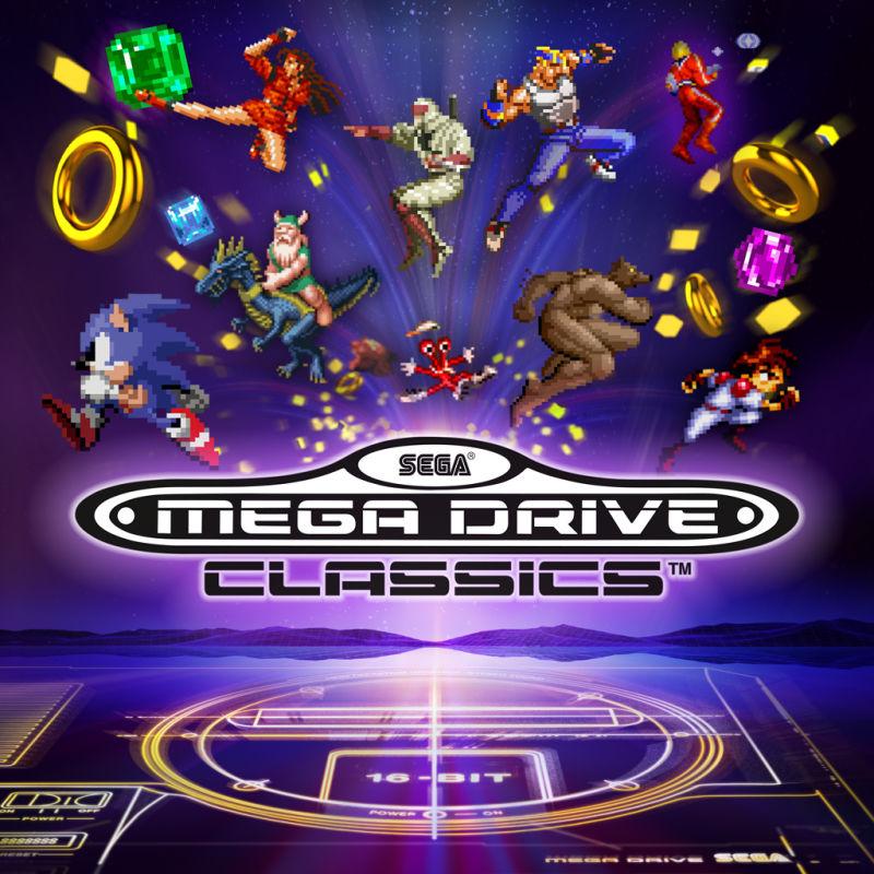 Sega Mega Drive Classics on Steam £7.14 @ Steam Store