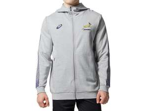 Springbok South Africa Rugby TRAVEL HOODIE £34.80 @ Asics Shop